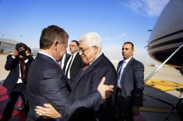 عباس يلتقي عاهل الأردن في عمّان