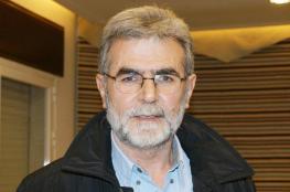 النخالة: سليماني كان يشرف شخصيا على نقل الأسلحة إلى غزة