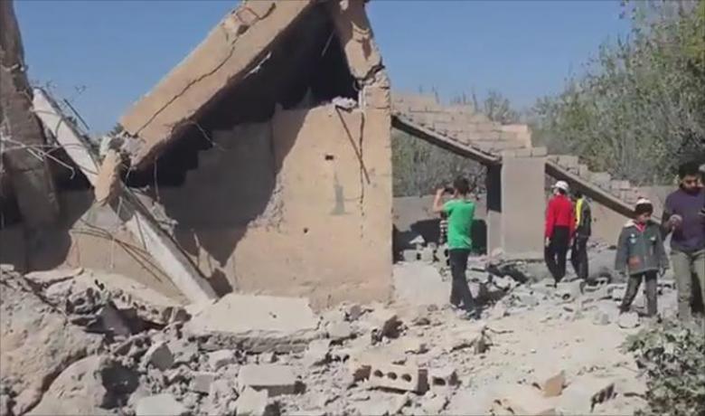 15 قتيلا في غارات للتحالف الدولي شرقي سوريا