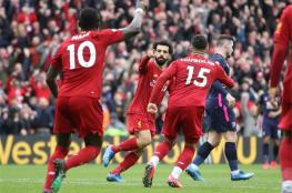 ليفربول يستعيد توازنه بالفوز على بورنموث