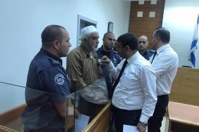 """منظمة: ضباط إسرائيليون هددوا بتصفية الشيخ """"صلاح"""""""