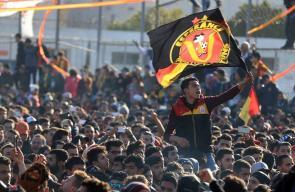 أنصار الترجي التونسي تشارك باحتفال تأسيسه الـ100