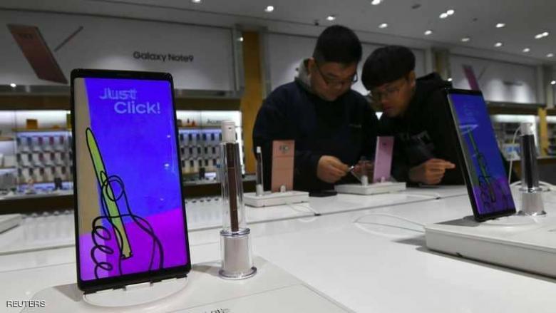 """سامسونغ تعلن موعد إطلاق هاتفها من الجيل الخامس """"الخارق"""""""
