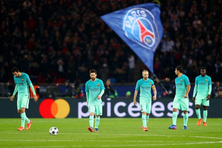 """أرقام صادمة """"بالجملة"""" لبرشلونة في """"فضيحة باريس"""""""