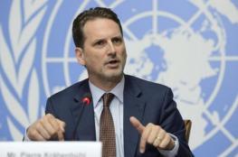 المفوض العام للأونروا يصل غزة