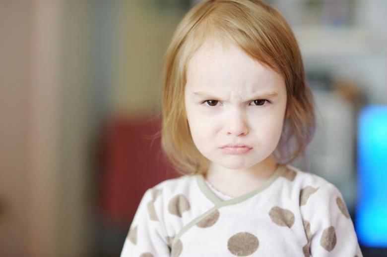 علامات غضب الطفل فوق عمر الخامسة