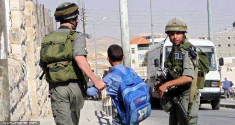 حمدونة: الاحتلال يضاعف اعتقال الأطفال