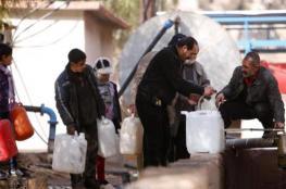 غارات روسية في إدلب وقصف عنيف بوادي بردى