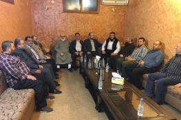 حماس تلتقي القوى الإسلامية في عين الحلوة