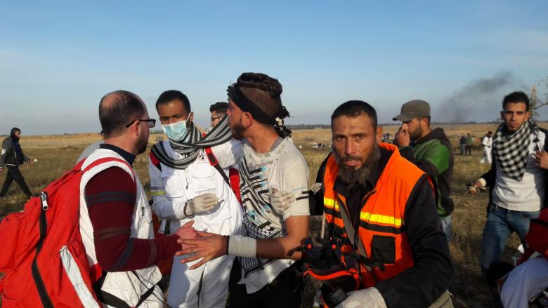 تقرير دولي يكشف جرائم الاحتلال بحق القطاع الصحي الفلسطيني