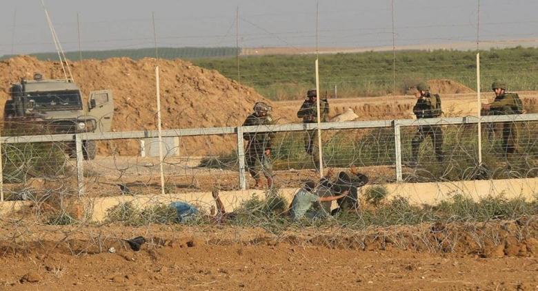 الاحتلال يعتقل 5 مواطنين شرق خانيونس