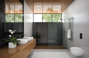 ديكور سيراميك حمامات