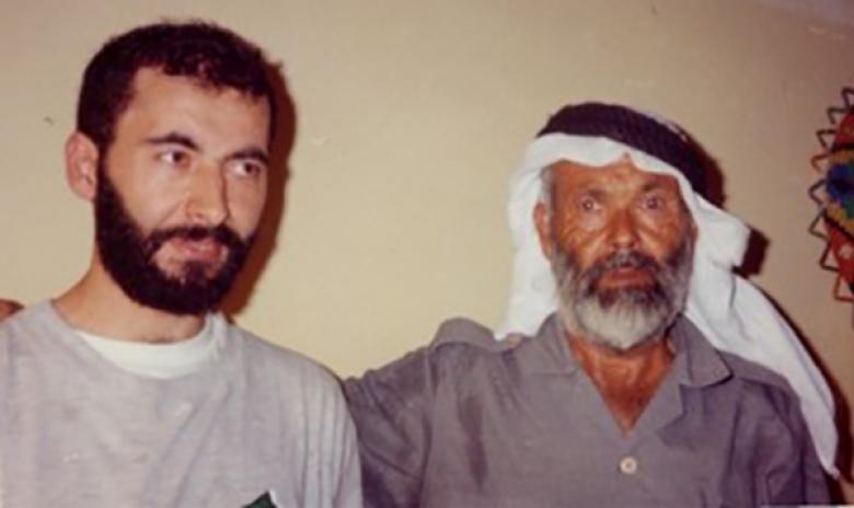 وفاة والد الشهيد المهندس القسامي يحيى عيّاش