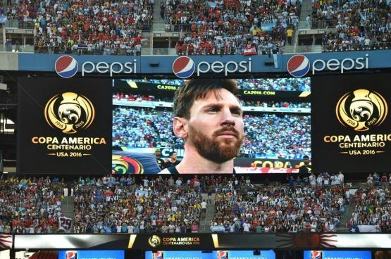 سواريز: اعتزال ميسي عار على كرة القدم