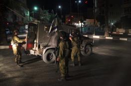 إصابة 5 شبان خلال مواجهات مع الاحتلال جنوب قلقيلية