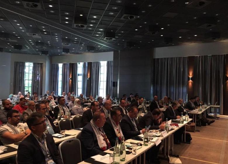 انطلاق أعمال المؤتمر الـ11 لتجمع الأطباء الفلسطينيين بألمانيا