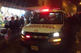إصابة طفل بجراحٍ خطيرة بعدما دهسه مستوطن بقلقيلية