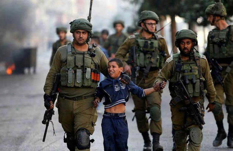 تقرير يرصد اعتقال وتعذيب الاحتلال لأطفال فلسطين