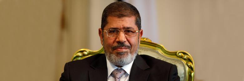 عن مرسي الذي وفى