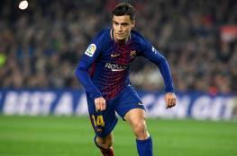 كوتينيو يستعين بتعويذة روما للتألق رفقة برشلونة