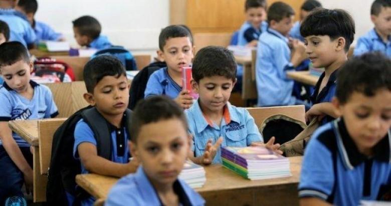 التربية والتعليم بغزة تؤكد انتظام العملية التعليمية غداً