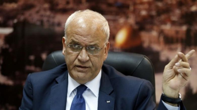 عريقات: القمة العربية تبنت بالكامل كافة المقترحات الفلسطينية