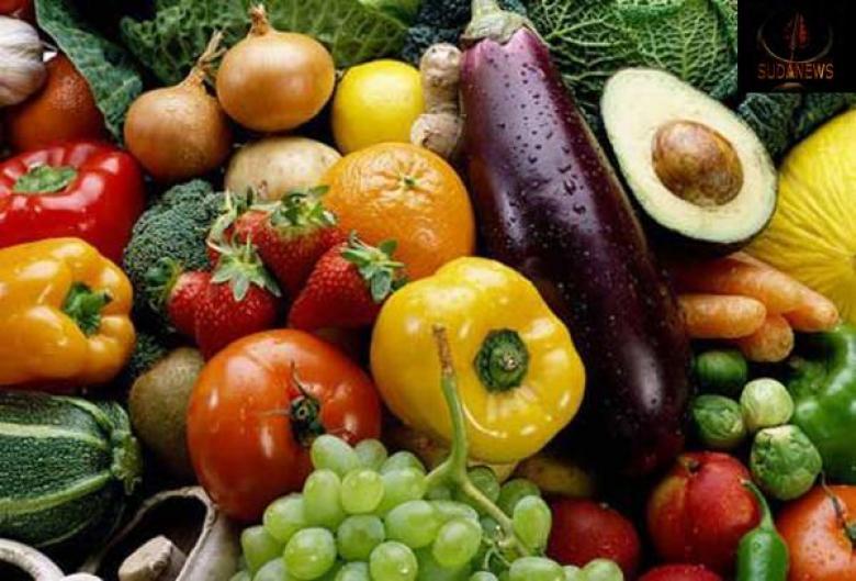 تناول خمسة أنواع من الفواكه والخضروات يومياً يحمي الجسم من الأمراض