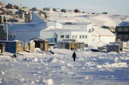 تشييد مسجد قرب القطب الشمالي