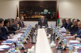 الحكومة تعقد اجتماعها في غزة الاثنين المقبل