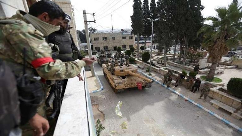 تركيا ترمم منزل أتاتورك في عفرين السورية