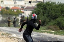 إصابة فتى بجروح في قمع الاحتلال لمسيرة كفر قدوم