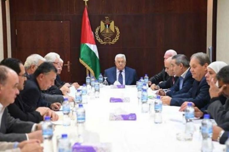 نتائج اجتماع اللجنة المركزية لحركة فتح برام الله