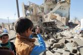 هيومن رايتس تتهم السعودية بقتل المدنيين في اليمن