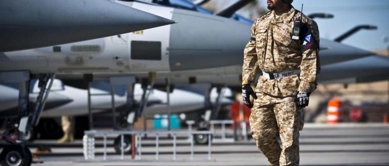 """تدريبات جوية عسكرية في اليونان بمشاركة """"إسرائيل"""" والإمارات"""