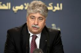"""مجدلاني يزعم: """"إسرائيل"""" تنتهج سيناريو لتصفية عباس"""