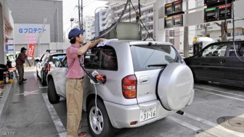 محطات البنزين.. مشكلة كبيرة في اليابان
