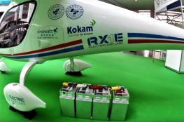 الصين تختبر طائرة تعمل بوقود الهيدروجين