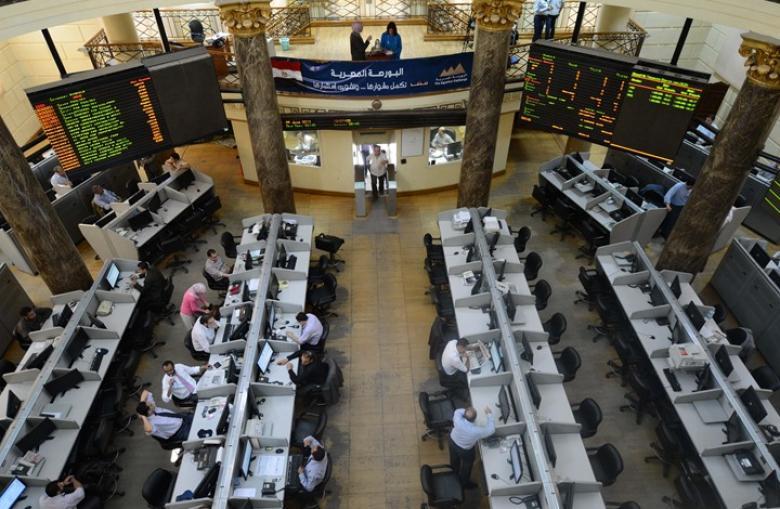 7 أشهر كارثية في بورصة مصر