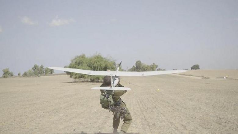 """يديعوت: سقوط طائرة من نوع """"سكاي رايدر"""" في الشجاعية"""