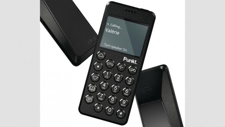 """""""بونكت"""" تطلق الهاتف الجوال MP02"""