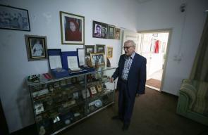 15 عاما على رحيله.. منزل الرئيس الفلسطيني الراحل ياسر عرفات