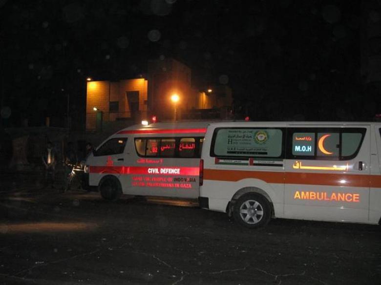 حرق منازل وإصابات في شجار بالخليل