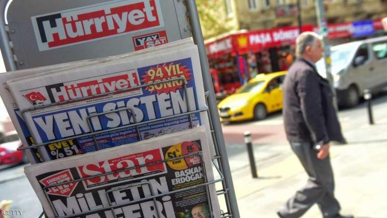 سجن صحفي تركي 3 سنوات بسبب تغريدة