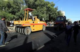 بلدية خان يونس تنفذ مشاريع بقيمة 7 مليون دولار