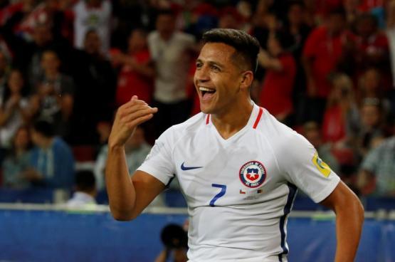 سانشيز جاهز لمواجهة ألمانيا في كأس القارات
