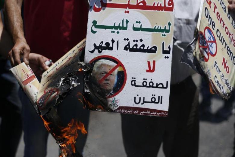 """75 مؤسسة أوروبية تؤكد رفضها ورشة البحرين و""""صفقة القرن"""""""