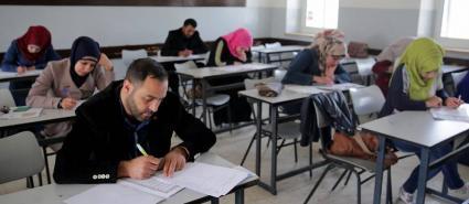 """""""تعليم غزة"""" تدعو المتقدمين لمقابلات الوظائف التعليمية لمراجعة بياناتهم"""