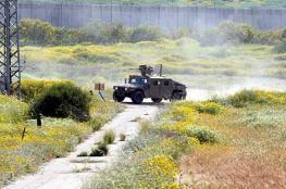 الاحتلال يفتح نيران أسلحته تجاه الأراضي شرق خانيونس