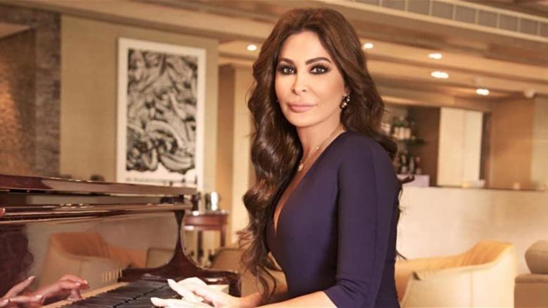 إليسا تدعو إلى العصيان المدني في لبنان