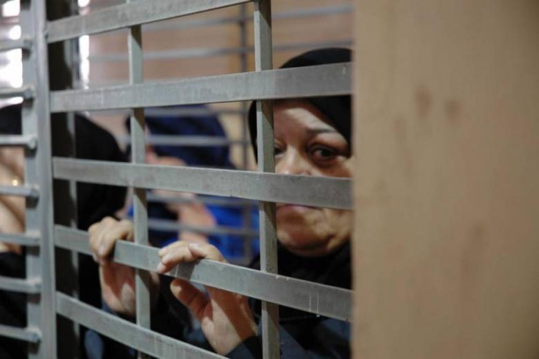 ارتفاع أعداد الأسيرات في سجون الاحتلال لـ 40